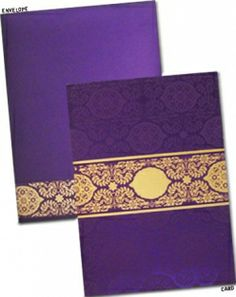 A great collection of designer Indian wedding cards and scroll wedding cards at unbeatable price.