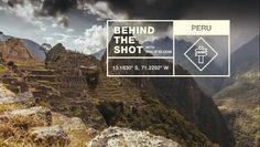 Peru - Behind the Shot
