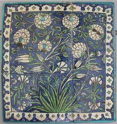 16° century syrian tiles