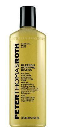 Peter Thomas Roth Blemish Buffing Beads 250 ml - Yağlı ve Akneli Ciltler İçin Peeling