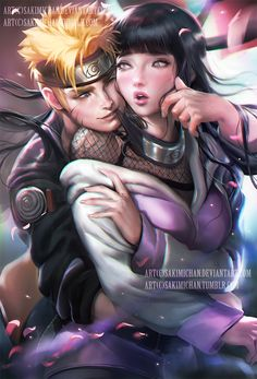 Face Book llOnline Store ll Tumblr ll Help support me on Patreon and get special perks<3llArtstationlInstagram(new) gumroad(tutorial store)  Naruto and Hinata ...