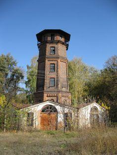 Old Tower / Старая башня