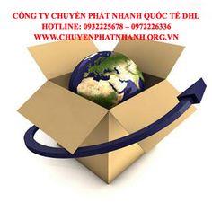 Dịch vụ chuyển hàng quốc tế tại Quảng Bình, Quảng Trị GIẢM 30%   DHL