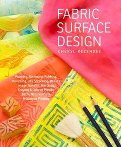 PRO Chemical & Dye Fiber Art Supplies & Tools / Fabric Surface Design by Cheryl Rezendes
