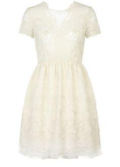 Lace Prom Dress - Dresses - Women