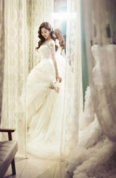 May studio, Korean pre wedding photo shoot package, Korea pre wedding, cherry…