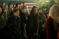 Lexi emerges more powerful and ruthless than ever ~ Falling Skies