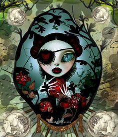 Art Fantasy — Gothic❤️ - made by BabySavira Mababe with Bazaart #collage