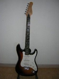 My very first electric guitar...