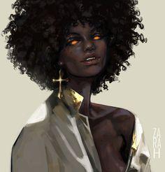 Fantasy Character Design, Character Design Inspiration, Character Concept, Character Art, Concept Art, Character Ideas, Black Vampire, Vampire Art, Foto Cartoon