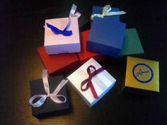 Cutiute carton pentru bijuterii, shambala, kabbalah