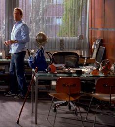 """Aeron chair & Dr. House. E' la poltrona più """"cool"""" degli ultimi decenni. Appare spessissimo in varie serie TV o film. Scopri dove acquistare"""