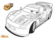 Coloriage gratuit cars awesome ideas coloring car pages. Sports Drawings, Art Drawings For Kids, Cute Coloring Pages, Coloring Books, Colouring, Spiderman Coloring, Cat Pee, Cat Urine, Baby Drawing
