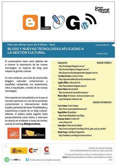 Storify del debat sobre Blocs i noves tecnologies en Gestió Cultural