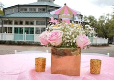 Carousel Birthday Party Ideas | Photo 7 of 15