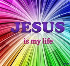 JESUS IS MY LIFE, MY FRIEND,A SURE PLACE IN A WEARY LAND....I LOVE YOU SWEET JESUS......OBEY ACTS 2:38...