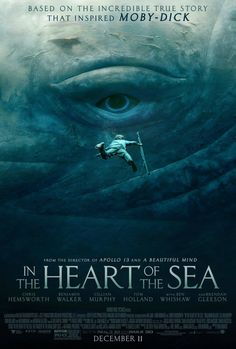 Film #18: In The Heart Of The Sea (2015, Ron Howard)