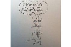 """""""Charlie Hebdo"""" : l'hommage des dessinateurs - Le Point  Joan Sfar France"""