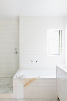 Steal This Look: A Barbara Bestor-Designed Master Bath in LA, Photograph by @Jessica Comingore