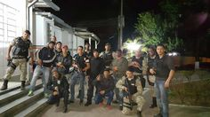 ALEXANDRE GUERREIRO: SISTEMA PRISIONAL UNIDO - Mais um apoio concluído ...
