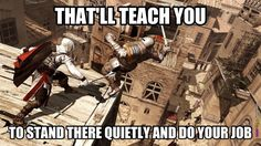 Assassins creed funny - Google Search