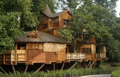 Treehouse Home Alternative Living And Eco Living