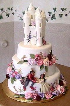 pictures of fairytale wedding cakes 1000 images about castle cakes on 18400
