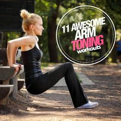 11 Awesome Arm Toning Workouts | Remediesly