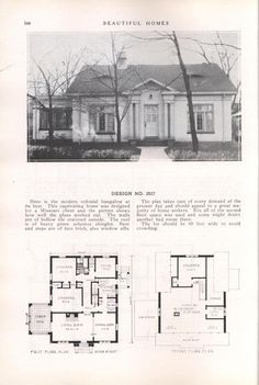 Dream House Plans, House Floor Plans, House Map, My House, Tiny Houses, Old Houses, Little House Living, Arch House, Vintage House Plans