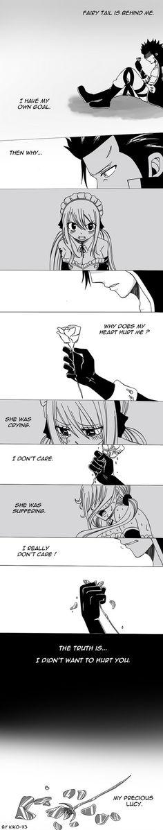 Regrets [Gray x Lucy] by Kiko-x3