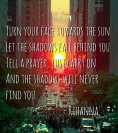 Rihanna - Towards the Sun (Home OST)....great movie....& an even better song