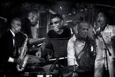 """In case you missed it, be sure to check out The Cornell Daily Sun article on the """"Geniuses of #Jazz"""" which includes #DDArtists Muhal Richard Abrams and Roscoe Mitchell, as well as #ImpactDD recipient Henry Threadgill!"""