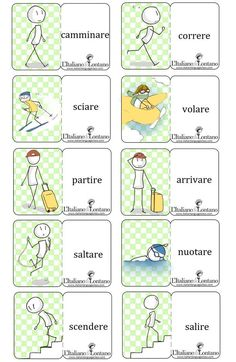 Learning Italian? Click the image to get your free Italian Flashcards #learnitalian