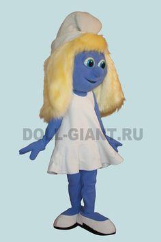 Кукла Смурфетка
