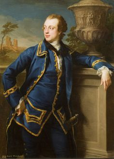 The Athenaeum - Portrait of John Wodehouse (Pompeo Batoni - )