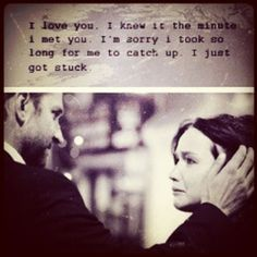 Silver Linings Playbook -the book and movie have so many amazing quotes..but I think this may be my favorite quote from the movie.