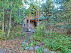 Sundance cabin rental - Cabin Exterior; 6BR/5.5 baths, 6,000 sf;  Aug 1-6 (5 nights) $4,712