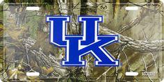 Kentucky Wildcats Realtree® Camo