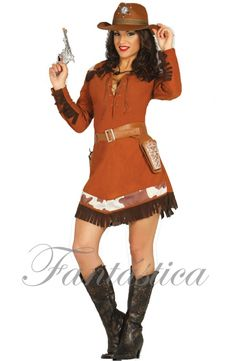 Sexy Cowgirl Cosplay Costume Halloween Womens Wild West