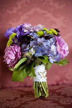 Purple Summer Nashville Wedding | Elizabeth Anne Designs: The Wedding Blog