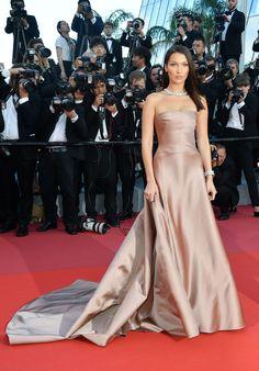 ba50f74ea2f The Most Glamorous Looks at the amfAR Cannes Gala