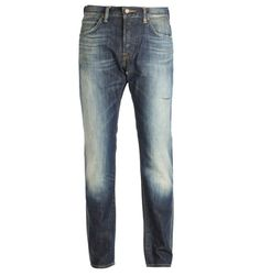 cool Edwin ED-55 Glover Wash Dark Blue Denim Relaxed Fit Jeans