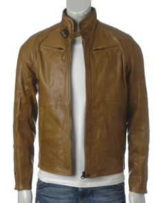 G-star leather jacket