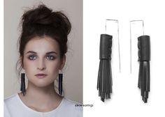 GIULIA BOCCAFOGLI : CHAMELEON, INCOMPARABLE CREATIVITY. Giulia Boccafogli. Leather as a starting material for a unique style jewelry, made with innovative techniques. Entirely Made in Italy. Find out more! http://ob-fashion.com/giulia-boccafogli/?lang=en  #jewels #jewellery #leather #giuliaboccafogli #fashion #trends #obfashion #emergingtalent #emergingdesigner #emergingbrand #accessories #moda #gioielli #madeinitaly