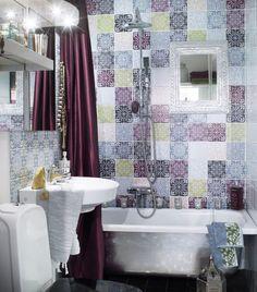 OMG! so prettyTile Decor for bath or kitchen