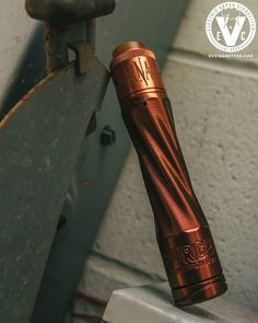 That new Chimera colorway of the Twiztid Mech Mod by Purge Mods is aptly named because It.Is.Fire!!! It dropped in at EVCigarettes.com and we immediately knew that the Copper Carnage RDA would look amazing on it! What do you think? Stop in tonight to order this setup or build your personal dream vape from our growing selection!