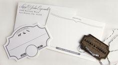 suite /flourish letterpress