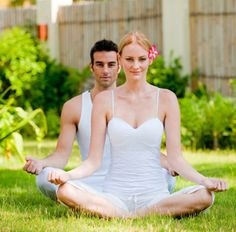 yoga for conception- really??! Lol