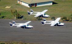 Historia del Cessna 337 Skymaster - ModoCharlie