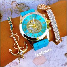 <3 I love watches... ahhh! to cute